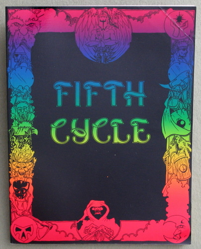 Image for Fifth Cycle: A Fantasy Role Playing Game
