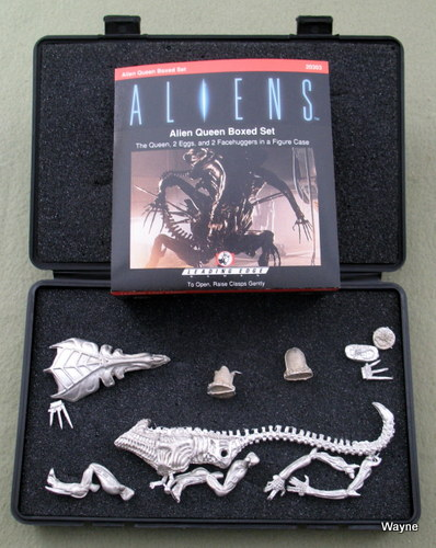 Image for Alien Queen Boxed Set (Aliens Miniatures Collection)