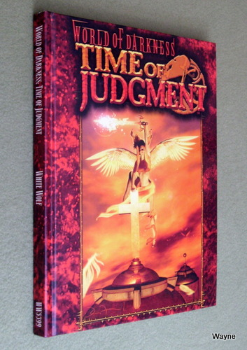 Image for Time of Judgment (World of Darkness RPG)