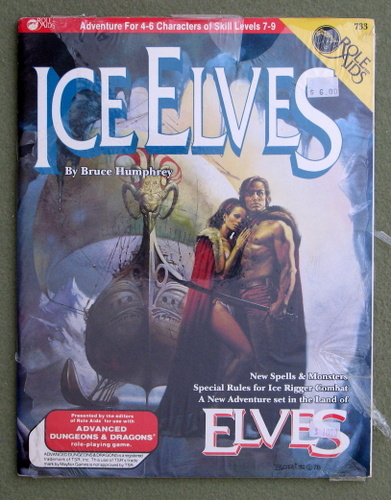 Image for Ice Elves (Role Aids)