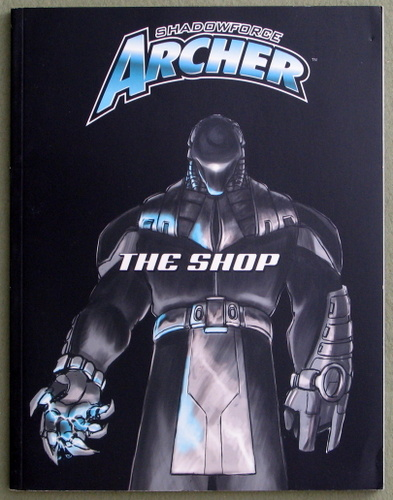 Image for The Shop (Shadowforce Archer)