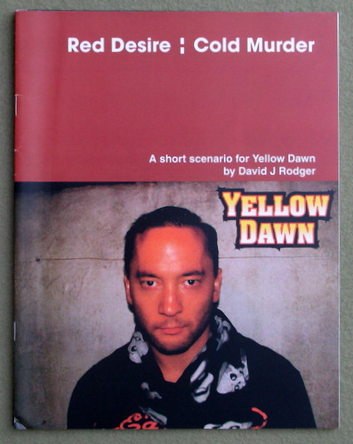 Image for Red Desire, Cold Murder (Yellow Dawn)