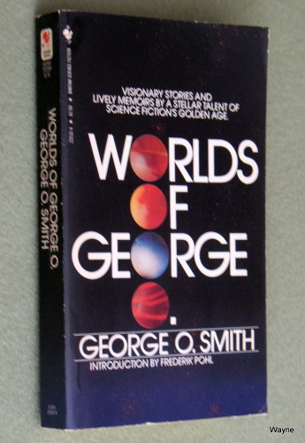 Image for Worlds of George O. Smith
