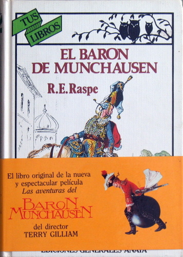 Image for El Baron de Munchausen