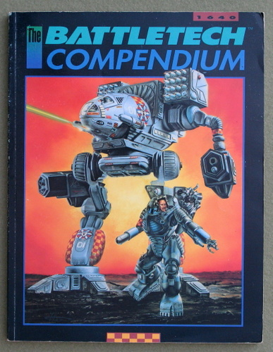 Image for Battletech Compendium