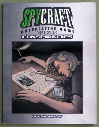 Image for Conspiracies (Spycraft, version 2.0)