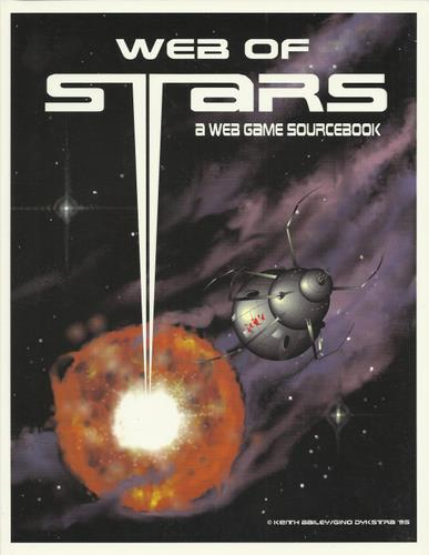 Image for Web of Stars: A Web Game Sourcebook