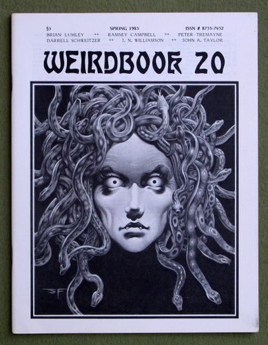 Image for Weirdbook 20