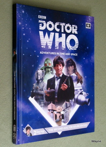 Image for The Second Doctor Sourcebook (Doctor Who: Adventures in Time and Space)