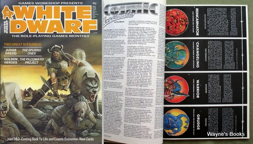 Image for White Dwarf Magazine, Issue 78