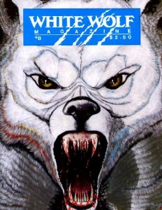 Image for White Wolf Magazine, Issue 8