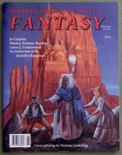 Image for Marion Zimmer Bradley's Fantasy Magazine Issue #26