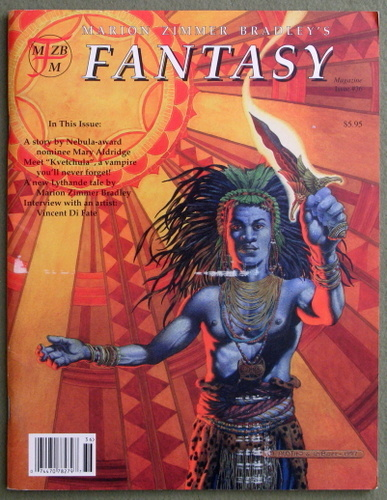 Image for Marion Zimmer Bradley's Fantasy Magazine Issue #36