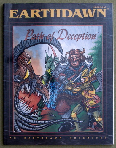 Image for Path of Deception (Earthdawn)