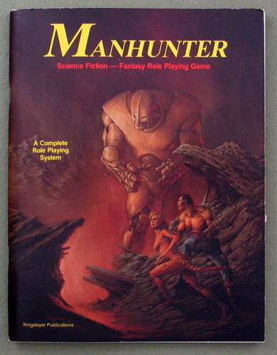 Image for Manhunter: Science Fiction - Fantasy Role Playing Game