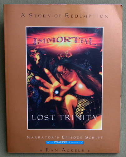 Image for Immortal: Lost Trinity (Narrator's Episode Script)