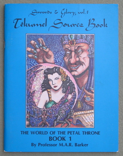 Image for Swords & Glory, Vol. 1, Book 1 (Tekumel)