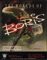 Image for The Worlds of Boris Vallejo