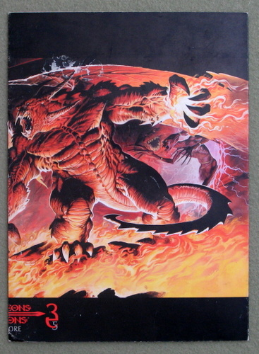 Image for Dungeons & Dragons D20 3.5 Edition DM Screen