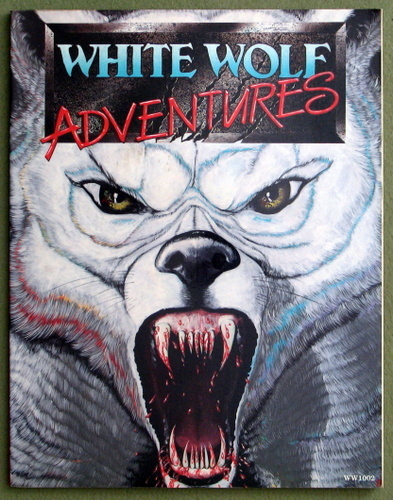 Image for White Wolf Adventures