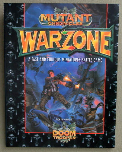 Image for Warzone (Mutant Chronicles)