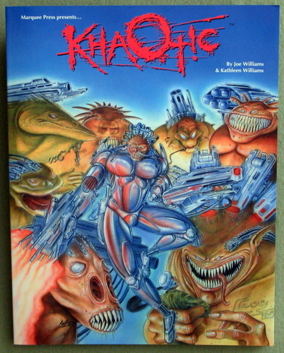 Image for Khaotic: A Schizotronic Role-Playing Game