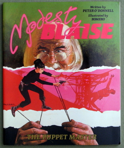 Image for Modesty Blaise: The Puppet Master