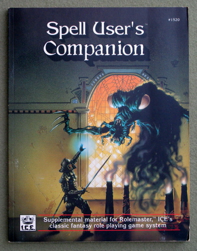 Image for Spell User's Companion (Rolemaster)