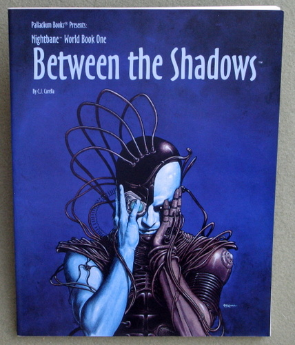 Image for Between the Shadows (Nightbane World Book One)