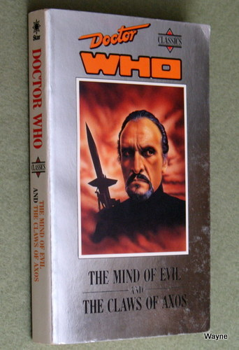 Image for Doctor Who Classics Volume 4: The Mind of Evil / The Claws of Axos