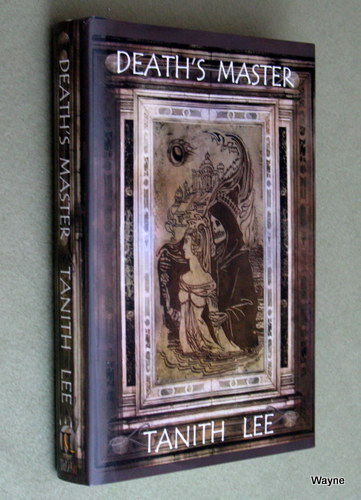 Image for Death's Master (Tales from the Flat Earth, Book 2)