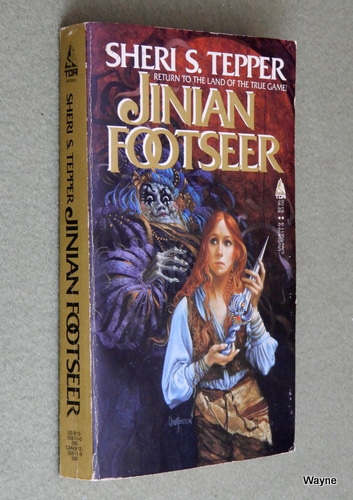 Image for Jinian Footseer