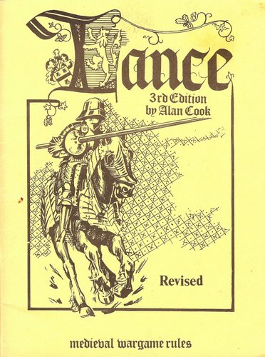 Image for Lance Medieval Wargame Rules