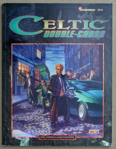 Image for Celtic Double-Cross (Shadowrun)