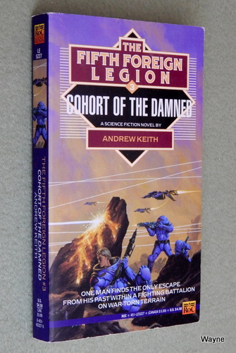 Image for Cohort of the Damned (Fifth Foreign Legion, Book 3)