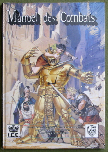 Image for Manuel des Combats (Rolemaster: French Edition)