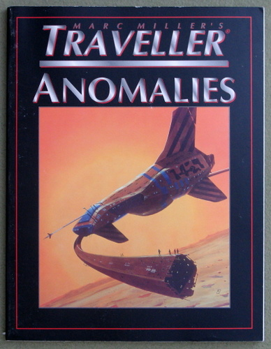 Image for Anomalies (T4 - Marc Miller's Traveller)