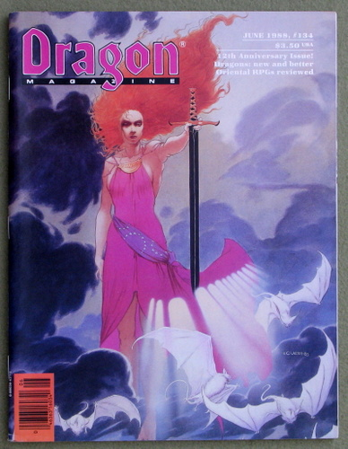 Image for Dragon Magazine, Issue 134