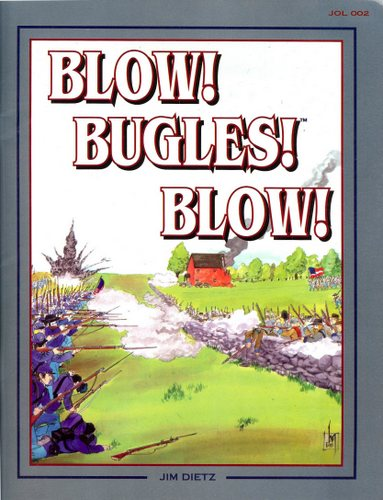 Image for Blow! Bugles! Blow! - Six Scenarios for A Nation on Trial