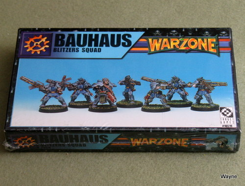 Image for Warzone: Bauhaus Blitzers Squad