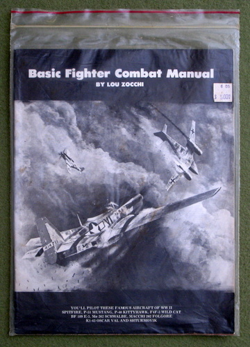 Image for Basic Fighter Combat Manual