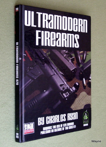 Image for Ultramodern Firearms (d20 Modern Roleplaying)