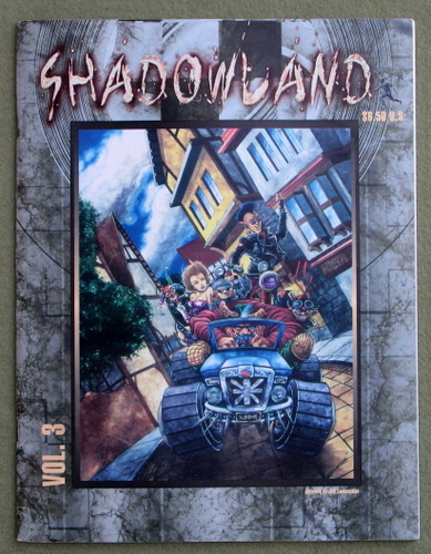 Image for Shadowland Magazine, Vol. 3 (Shadowrun)