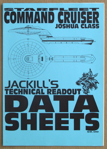 Image for Starfleet Joshua Class Command Cruiser (Jackill's Technical Readout Data Sheets)