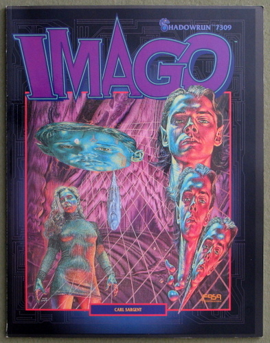 Image for Imago (Shadowrun)