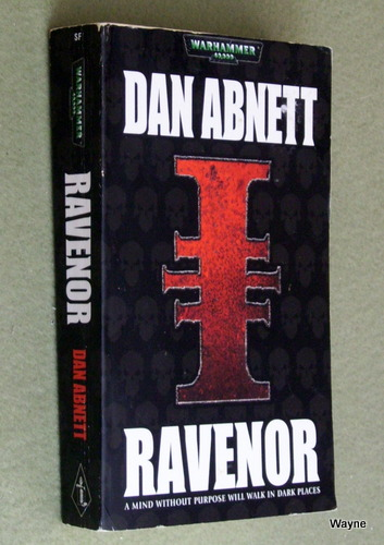 Image for Ravenor (Warhammer 40,000 Novels)